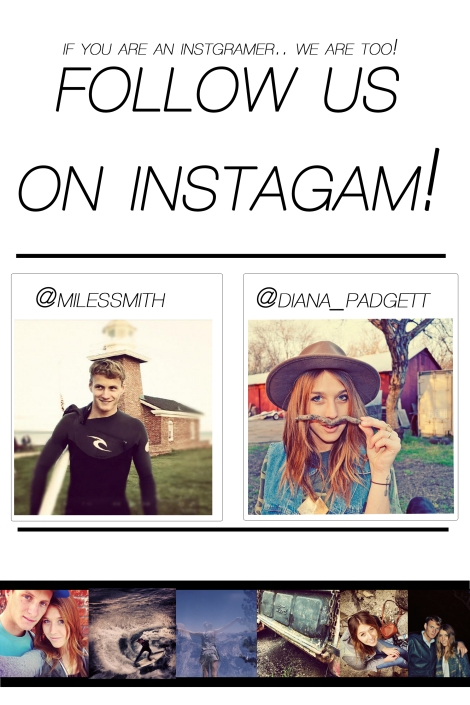 Diana Padgett instagram Miles smith instagram