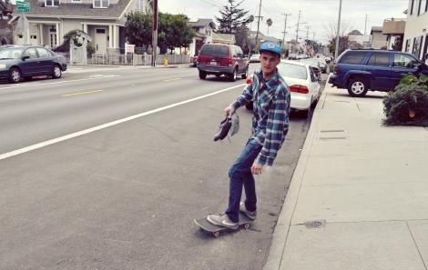 Miles_skating